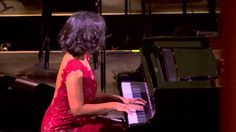 Kathia Buniatishvili - Claude Debussy: Clair de lune..........VIDÉO OF YOUTUBE...........