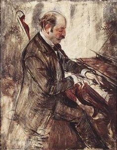MusicArt GIOVANNI BOLDINI Giovanni Boldini (December 31, 1842 - July 11, 1931) was an Italian genre and portrait painter, belonging to the Parisian school.