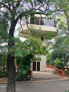 Mirador del Parque Carlos A López de Asunción