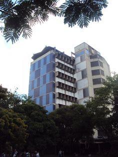 Facultad de Arquitectura y Urbanismo. FAU-UCV