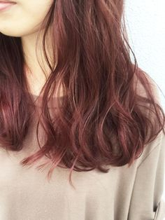 Medium Long Hair, Hair Color Pink, Light Hair, Fashion Sketches, Pretty Hairstyles, Dyed Hair, Hair Inspiration, Hair Makeup, Hair Beauty