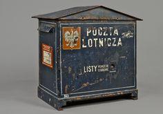 Air mailbox, 1935