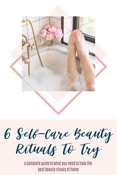 You're stuck at home and probably looking to try new things, check out these beauty rituals to try. After this quarantine, you'll be rocking your best self! Simple Makeup Looks, Spa Day At Home, Hair Hacks, Hair Tips, Self Care Routine, Shiny Hair, Best Self, Beauty Hacks, Beauty Tips