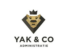 Yak & Co logo design by Utopia branding agency (via Creattica)