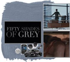 """OFFICIAL Fifty Shades of Grey Trailer Sneak Peek #fsog"" by stine1online on Polyvore"