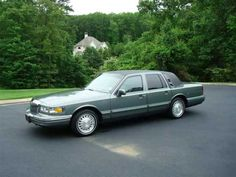 Lincoln Town C… North american muscle,classic,pro stock