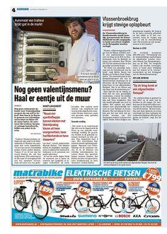 Digikrant Het Nieuwsblad Reader Words, Desserts, Catering Business, Tailgate Desserts, Deserts, Postres, Dessert, Horse, Plated Desserts