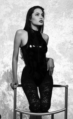 Angelina Jolie's Teenage Modeling Pics from Angelina Jolie's Teenage Modeling Pics | E! Online