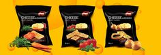 Cheese Crispy Slices by Crispy Natural