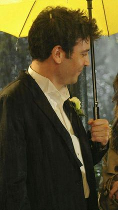 I Series, Best Series, Series Movies, Wallpaper Casais, Couple Wallpaper, How I Met Your Mother, Ted Mosby, Umbrella Art, Everything And Nothing