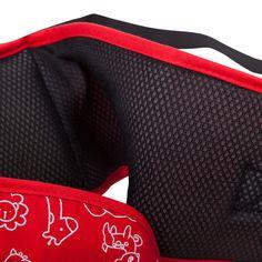 Adjustable Shoulders Embrace Babies Waist Stool with Zipper