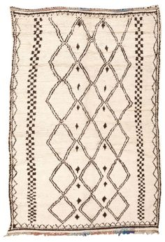 Moroccan Rug 45349 from Nazmiyal Collection
