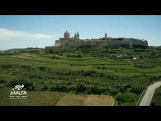 Stunning footage of Malta from the air │ #VisitMalta visitmalta.com