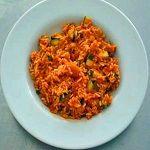 Rijst met tomaten en courgette - Koken voor mijn baby