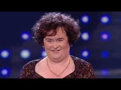Click on HD for best quality.    Susan Boyle's Semi Final Performance on 24 May 2009.    Sings 'Memory' from Cats.