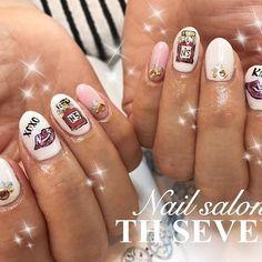 Nail Designs tzld84
