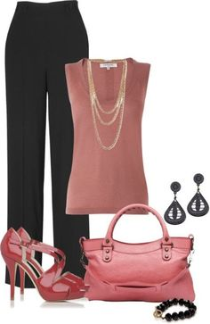 Stylish Work Outfit Ideas for Spring & Summer 2018 - Pouted Magazine Stylish Work Outfits, Summer Work Outfits, Cute Outfits, Stylish Eve, Summer Outfit, Dress Outfits, Casual Outfits, Work Fashion, Fashion Outfits