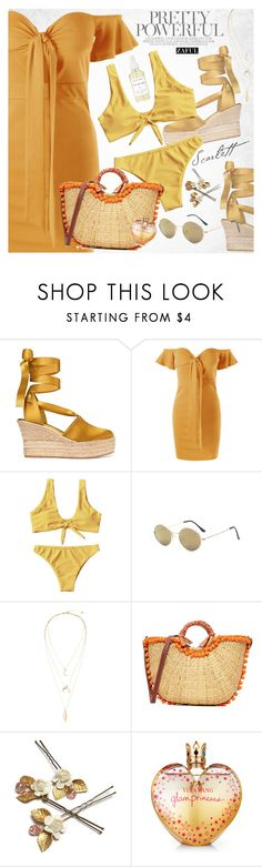 """""""Bow tie"""" by vanjazivadinovic ❤ liked on Polyvore featuring Tory Burch, Sam Edelman, Vera Wang, A Weathered Penny, polyvoreeditorial and zaful"""
