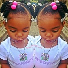 Hair styles for Zahooki Black Baby Girl Hairstyles, Toddler Braided Hairstyles, Girls Natural Hairstyles, Boy Hairstyles, Kid Braid Styles, Hair Styles, Baby Hair Growth, Beautiful Black Babies, Destiny