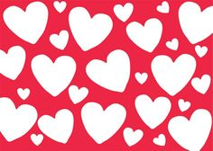 Pink Heart Happy Valentines Day Card For Friends Send This To Who Bring Happiness And Joy You It Is Important Sen