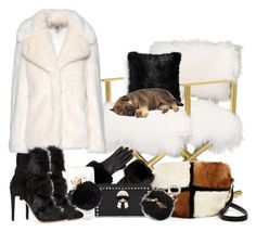 """Winners set for Polyvore's Just Wanna Have Fun Faux Fur Contest! Thank u all who participated!"" by loves-elephants ❤ liked on Polyvore featuring Salvatore Ferragamo, West Elm, Ted Baker, Fendi, Ashlyn'd, Kate Spade, STELLA McCARTNEY and Gianvito Rossi"
