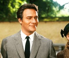 "Christopher Plummer in ""The Sound of Music"", 1965 ~ Captain Von Trapp winks at his bride, Maria Von Trapp, when one of his children calls Maria 'Mother' after returning from their honeymoon. 💕 One of he most handsome guys of Old Hollywood! Sound Of Music Quotes, Sound Of Music Live, Julie Andrews, Virginia Woolf, Mississippi, Sound Of Music Costumes, Cinema, West Side Story, Romance"