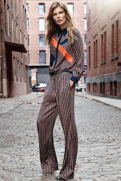 Diane von Furstenberg Pre-Fall 2016 Collection Photos - Vogue