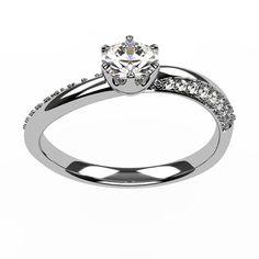 alliance mariage haisi bague de mariage haisi un diamant principal de ...