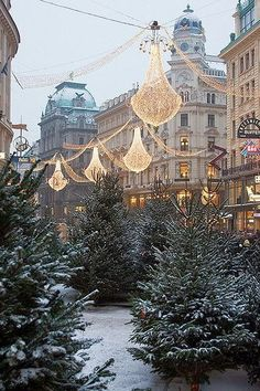 Christmas in Paris, chandeliers everywhere! We all have a bucket list, whats on yours?