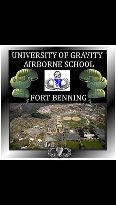 University of Gravity Airborne School