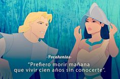 Las 50 mejores frases de amor del cine: ¡díselas a tu pareja! Disney Word, Disney Pixar, Walt Disney, Frases Disney, Disney Quotes, Disney Pocahontas, Disney Couples, Disney Collage, Disney Movie Rewards