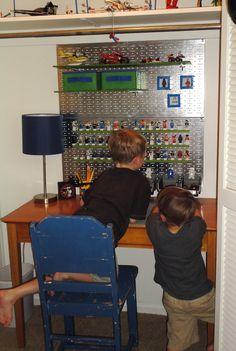 Lego Organization and Display