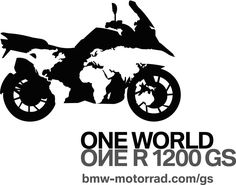 Bmw r 1200 gs logo vector #4