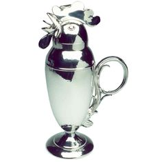 'Rooster' cocktail shaker.