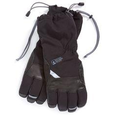 EMS® Men's Summit GloveEMS® Men's Summit Glove - JET BLACK