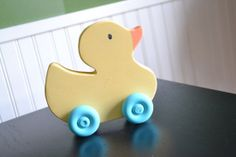Duck Roll Toy