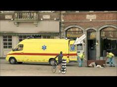 Amerikan TNT kanalının Belçika yayını için yaptığı reklam