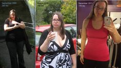 260...240...170 -- How she lost 12 dress sizes in 5 months.