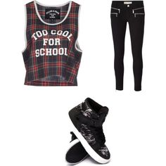 Just to be cool by hernandeznatalia on Polyvore featuring polyvore, fashion, style, Filles à papa, MICHAEL Michael Kors and Supra