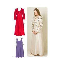 K3514 Womens' Dress & Jacket