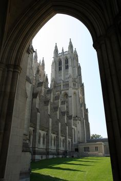 ˚National Cathedral - Washington D.C.