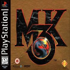 Playing The Playstation: Mortal Kombat 3 Ever After High Games, Arcade Console, Mortal Kombat 3, Nintendo, Playstation Games, Ps4, Xbox, Video Game Collection, Classic Video Games