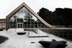 MARIEHØJ CULTURAL CENTRE, DENMARK - we architecture