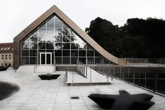MARIEHØJ CULTURAL CENTRE, DENMARK - we architecture