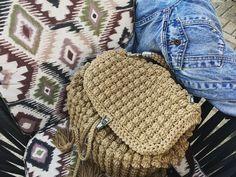 Beige Blonde, Beige Aesthetic, Saddle Bags, Boho Fashion, Chic, Crochet, Casual, Instagram, Shabby Chic