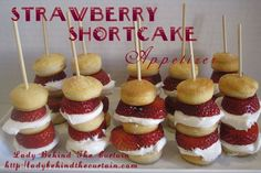 Strawberry Shortcake Kabobs recipes-i-want-to-try