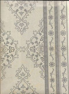 Cross Stitch Charts, Cross Stitch Patterns, Crochet Patterns, Knitting Needles, Needlepoint, Paper Flowers, Embroidery Designs, Bohemian Rug, Diy Crafts