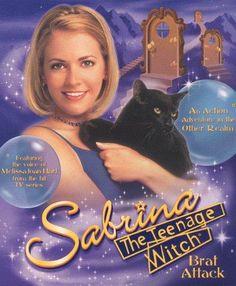 "Serie de TV ""Sabrina"""