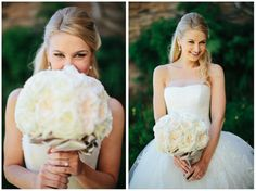 aboutdetailsdetails.com | Wedding Bouquet | Bridal Bouquet | Wedding Flowers | White Dress | White Roses | Rose Bouquet | Rose Bridal Bouquet |