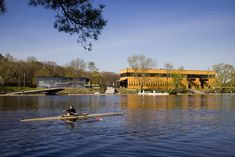 Gallery - Community Rowing Boathouse / Anmahian Winton Architects - 6